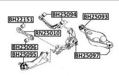 Сайлентблок продольного рычага задней подвески Mazda6   Atenza JIKIU