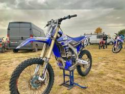 Yamaha YZ 250F, 2017