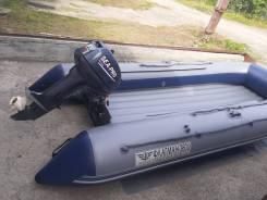 Продам лодку ПВХ Флагман 360U, Лодочный мотор Sea Pro 9.9