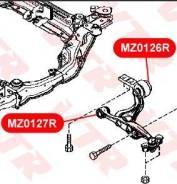 Сайлентблок переднего рычага (задний) картридж Mazda6   Atenza VTR, левый/правый