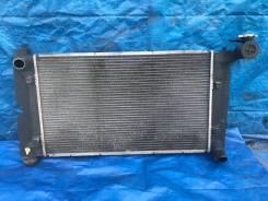 Радиатор охлаждения для Понтиак Вайб 03-06 МКПП