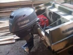 Продам лодочный мотор Yamaha 25л. с 4т. 2013г. в декабрь