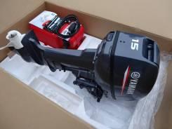 Мотор подвесной Yamaha 15 FMHS