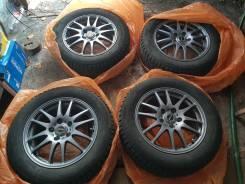 """Зимний комплект. Pirelli ice zero 215/55/16 с дисками. x16"""" 5x114.30"""