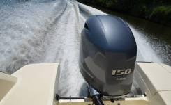 4х-тактный лодочный мотор Yamaha F150DETL