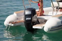 4х-тактный лодочный мотор Mercury ME F 200 L Verado