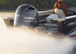 4х-тактный лодочный мотор Yamaha F200CETX