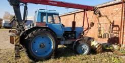 МТЗ 80Л. Трактор МТЗ-80Л