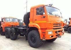 КамАЗ 65221 односкатный вездеход тягач седельный, 2019