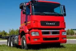 КамАЗ 65806-002-68 седельный тягач двигатель и кабина Daimler, 2019