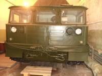 Кабелеукладчик П-286, 1990