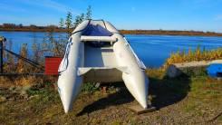 Лодка Quiksilver 340