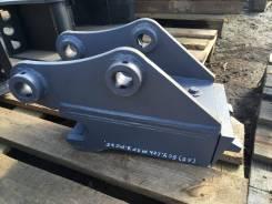 Быстросъемное устройство для мини-экскаватора от 2 до 4 тонн