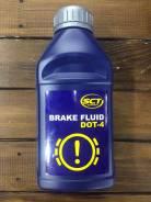 Тормозная жидкость SCT DOT4 455гр