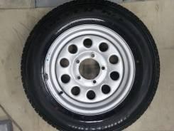 "Колесо Bridgestone Dueler H/T 684, 205/70 R15. 5.5x15"" 5x139.70 ET5 ЦО 110,0мм."