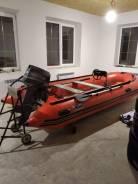 Продаётся лодка ПВХ