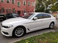 BMW 5-Series. С водителем