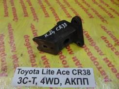 Кронштейн опоры двигателя Toyota Lite Ace, Town Ace Toyota Lite Ace, Town Ace 1995.12, левый
