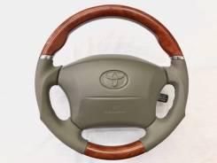 Руль. Toyota: Land Cruiser, Land Cruiser Cygnus, Celsior, Land Cruiser Prado, Progres Lexus LS400, UCF20 Lexus LX470, UZJ100 Lexus LX450, FJZ80, FZJ80...