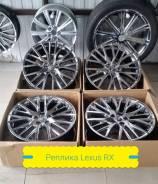 Новые R20, Lexus RX-Fsport, реплика