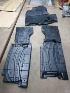 Защита днища кузова. Toyota Prius, ZVW30, ZVW30L, ZVW35 2ZRFXE