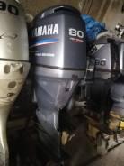 Лодочный мотор Yamaha 80 л/с. EFI. нога-Х, инжекторный