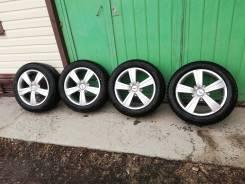 Bridgestone Blizzak DM-V2. Зимние, без шипов, 2018 год, новые