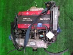 Двигатель NISSAN BLUEBIRD, RNU12, CA18DE; RED C8773 [074W0041818]