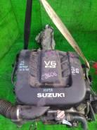 Двигатель SUZUKI ESCUDO, TD94W, H27A; C8606 [074W0041636]