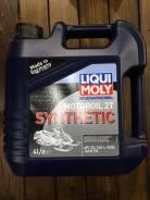 Масло снегоходное Liqui Moly Snowmobil 2T Synthetic 4л 2246