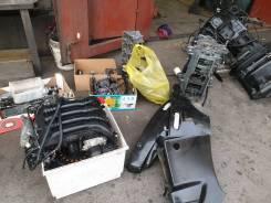 Мотор лодочный Suzuki DF 175 в разборе. Торг