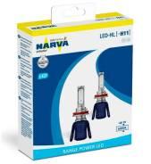 Светодиодные лампы в туманки Narva H11 H16 6000K (2 шт. ) New