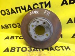 Диск тормозной передний правый Chevrolet Spark