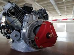 4х-тактный двигатель Лифан ( 27 л. с. ) для снегохода Буран