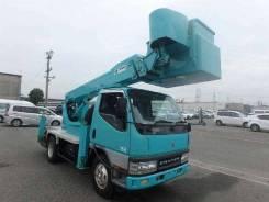 Mitsubishi Fuso Canter. автовышка люлька 16 метров, 5 200куб. см., 13,00м. Под заказ