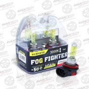 Лампа высокотемпературная Avantech H16 12V 19W (30W) 3000K, комплект 2 шт. AVANTECH AB3016