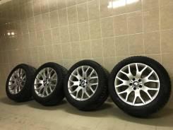 "Продается комплект зимних колес. 9.0x19"" 5x120.00 ET-48 ЦО 74,1мм."