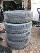 Bridgestone Blizzak Revo GZ. Зимние, без шипов, 2014 год, 20%