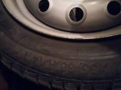 """Продам колёса. 5.5x14"""" 4x100.00 ET43 ЦО 60,1мм."""