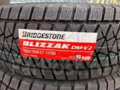 Bridgestone Blizzak DM-V2, 265/70R17 115R Made in Japan!