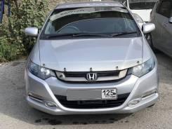 Honda Insight. Без водителя