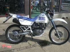 Suzuki Djebel 125, 1998