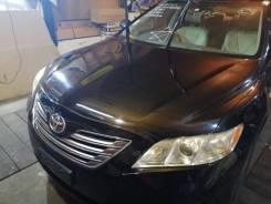Капот черный цвет 202 Toyota Camry ACV40 2006-2011
