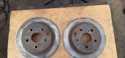 Тормозные диски задние Toyota