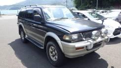 Mitsubishi Challenger, 1998