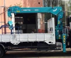 Крано- манипуляторная установка Everdigm 5014 (5 тонн)/ Новая 2019г