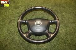 Руль в сборе ( Кожа) Mazda Bongo Friendee SGLR (LegoCar)
