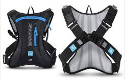 Рюкзак с поилкой Moab Rock черно синий 201301