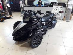 BRP Can-Am Spyder ST Limited, 2013