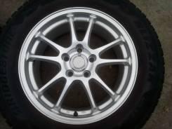 "Bridgestone. 7.0x17"", 5x114.30, ET45"